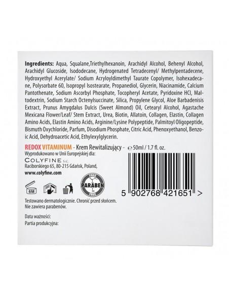REDOX Vitaminum 5