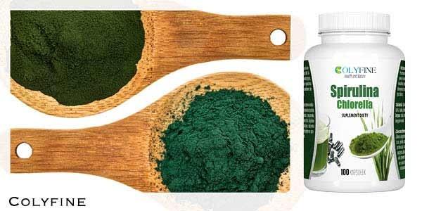 Spirulina i chlorella – algi, które rządzą odpornością