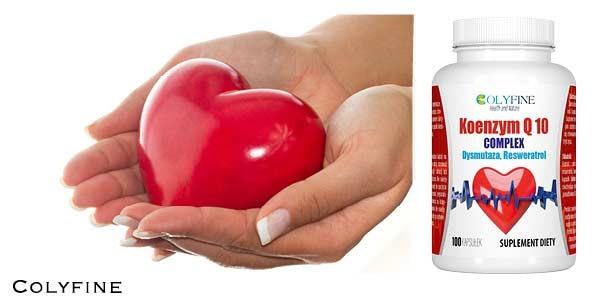 Koenzym Q10 – nie tylko na zdrowe serce